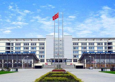 华夏商务学校环境