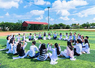 国盛技工学校校园