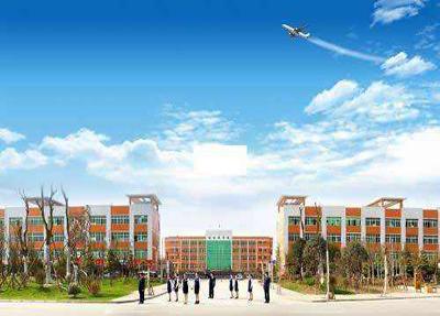 重庆工贸职业学校环境
