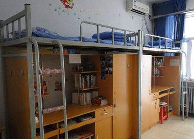 成都铁路学校宿舍环境
