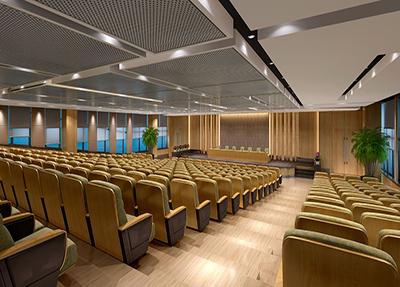 新校区学术活动中心