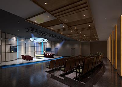 新校区演播厅