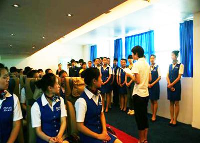 天府新区航空旅游职业学校寝室如何