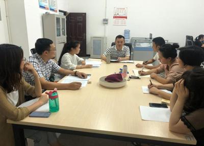 泸州职业技术学院开展建筑专业人才培养方案