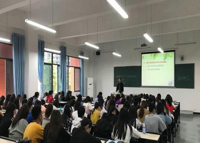 西昌现代职业技术学校用专业优势打造高端就业网络