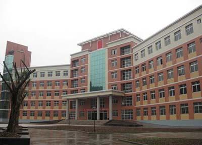 学校新校区环境