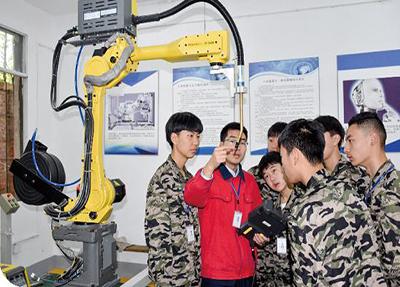 工业机器人专业实训