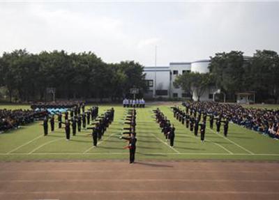 資陽環境科技職業學校
